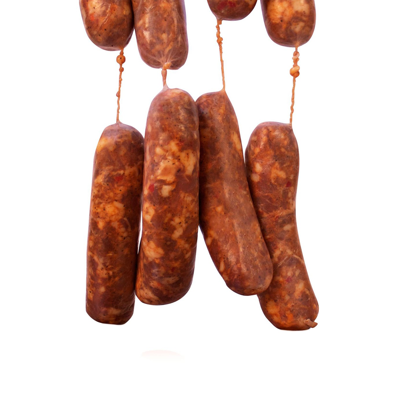 Hot Sausage 3-lb Package