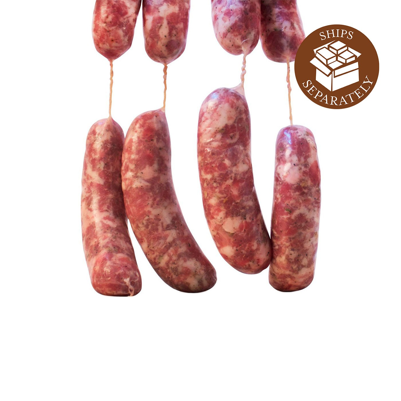 Sweet Sausage 3-lb Package