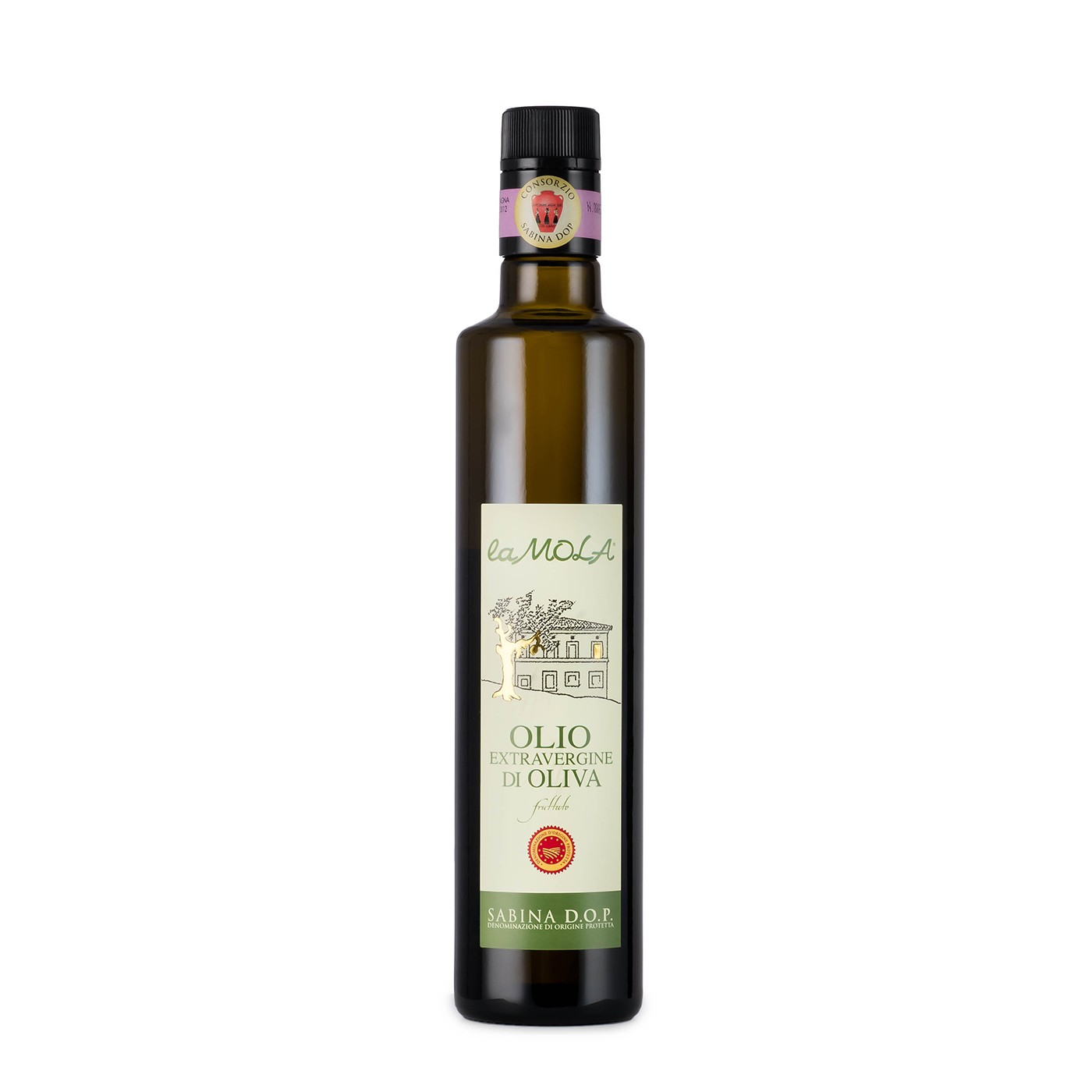 "Sabina ""la Mola"" Extra Virgin Olive Oil"
