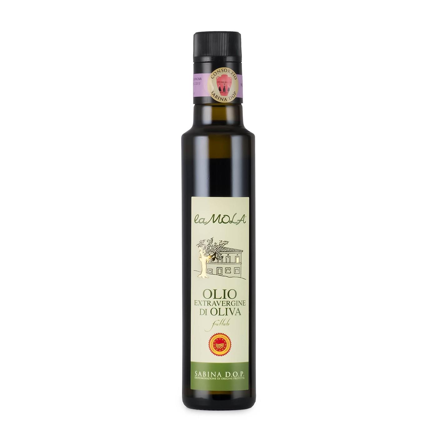 "Sabina ""la Mola"" Extra Virgin Olive Oil 8.45 oz"
