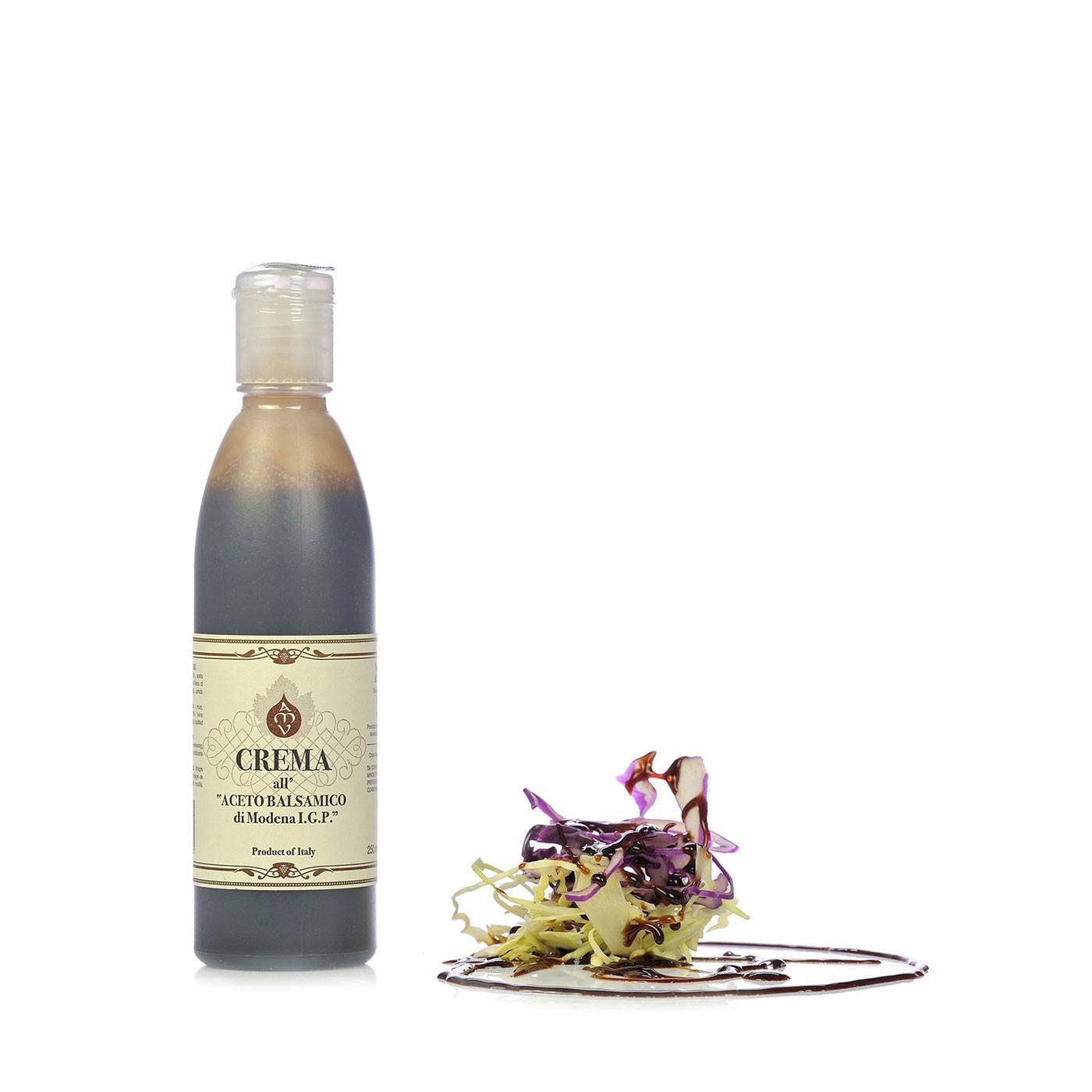 Glaze with Balsamic Vinegar of Modena IGP 8.45 oz - Acetomodena   Eataly.com