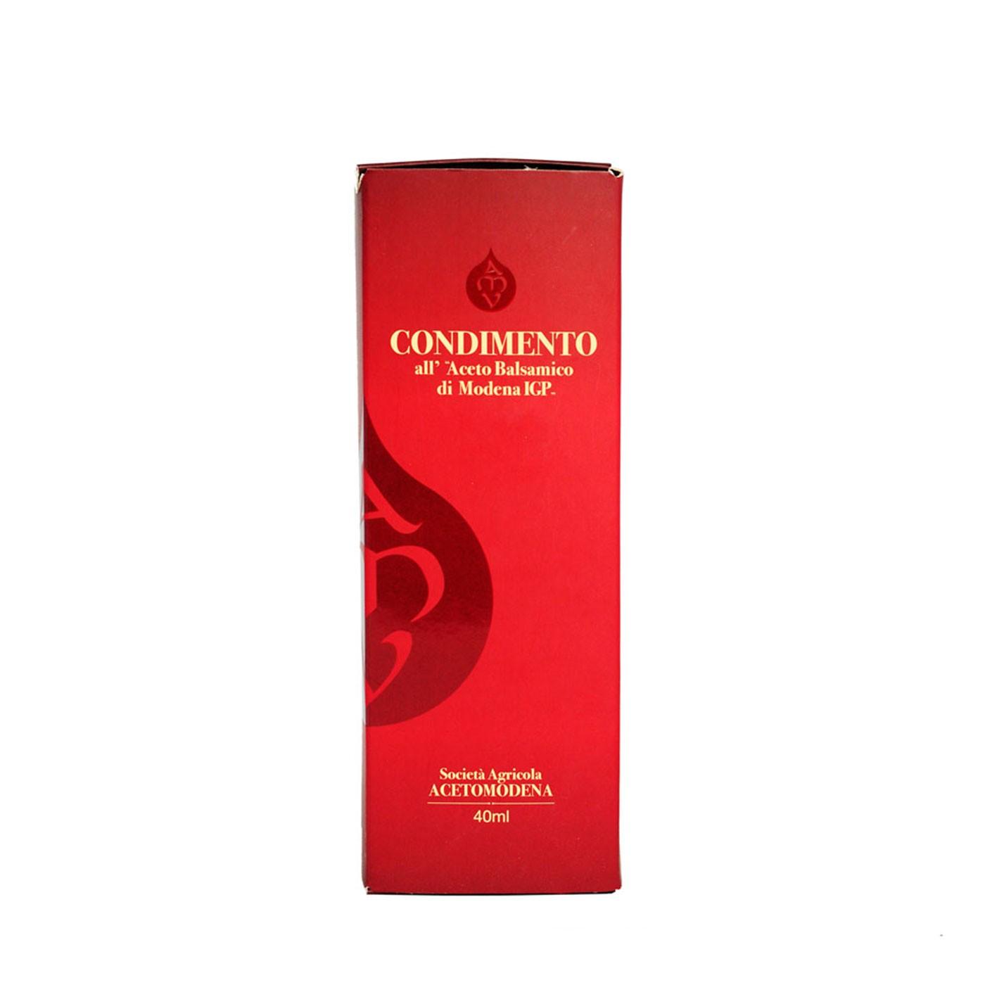 Balsamic Condiment Tube 1.35oz