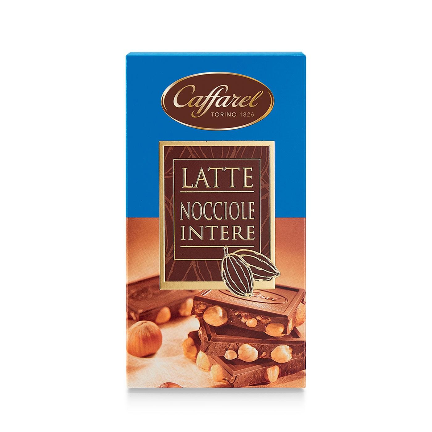 Hazelnut Milk Chocolate Bar 5 oz