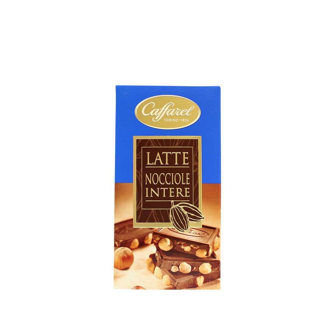 Hazelnut Milk Chocolate Bar 5 oz