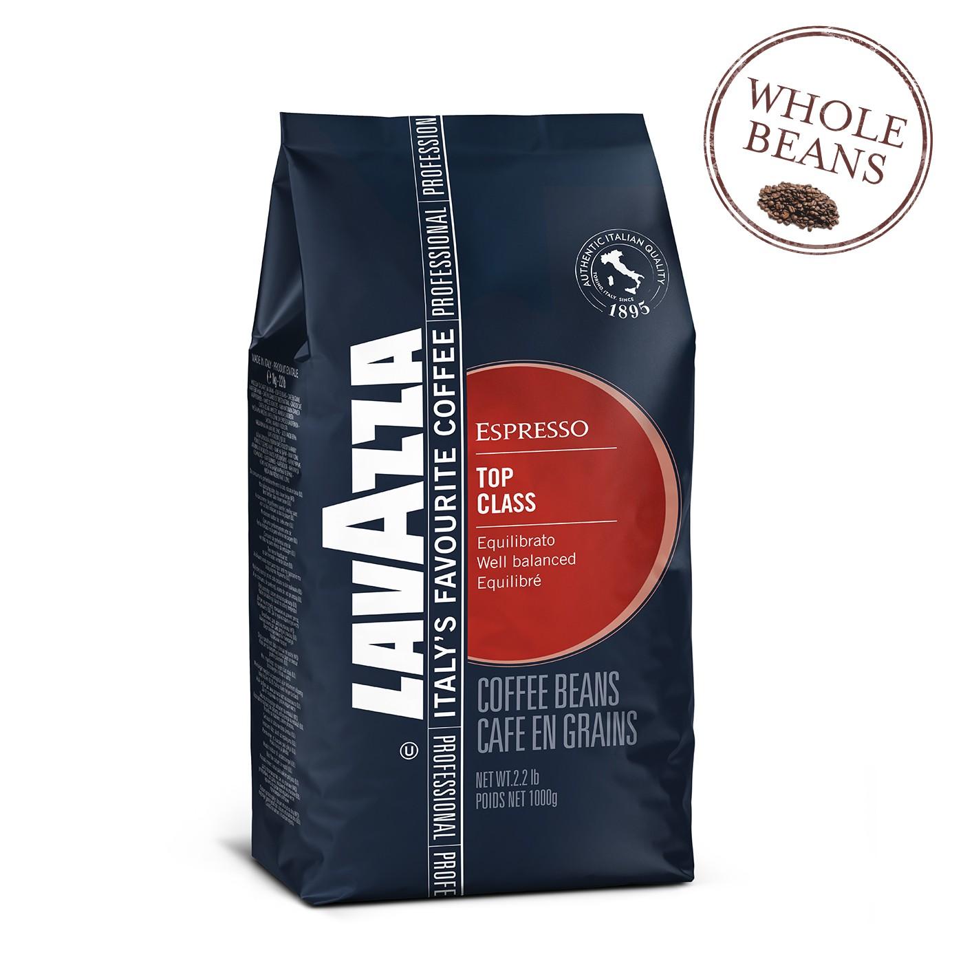 Top Class Espresso 2.2LB