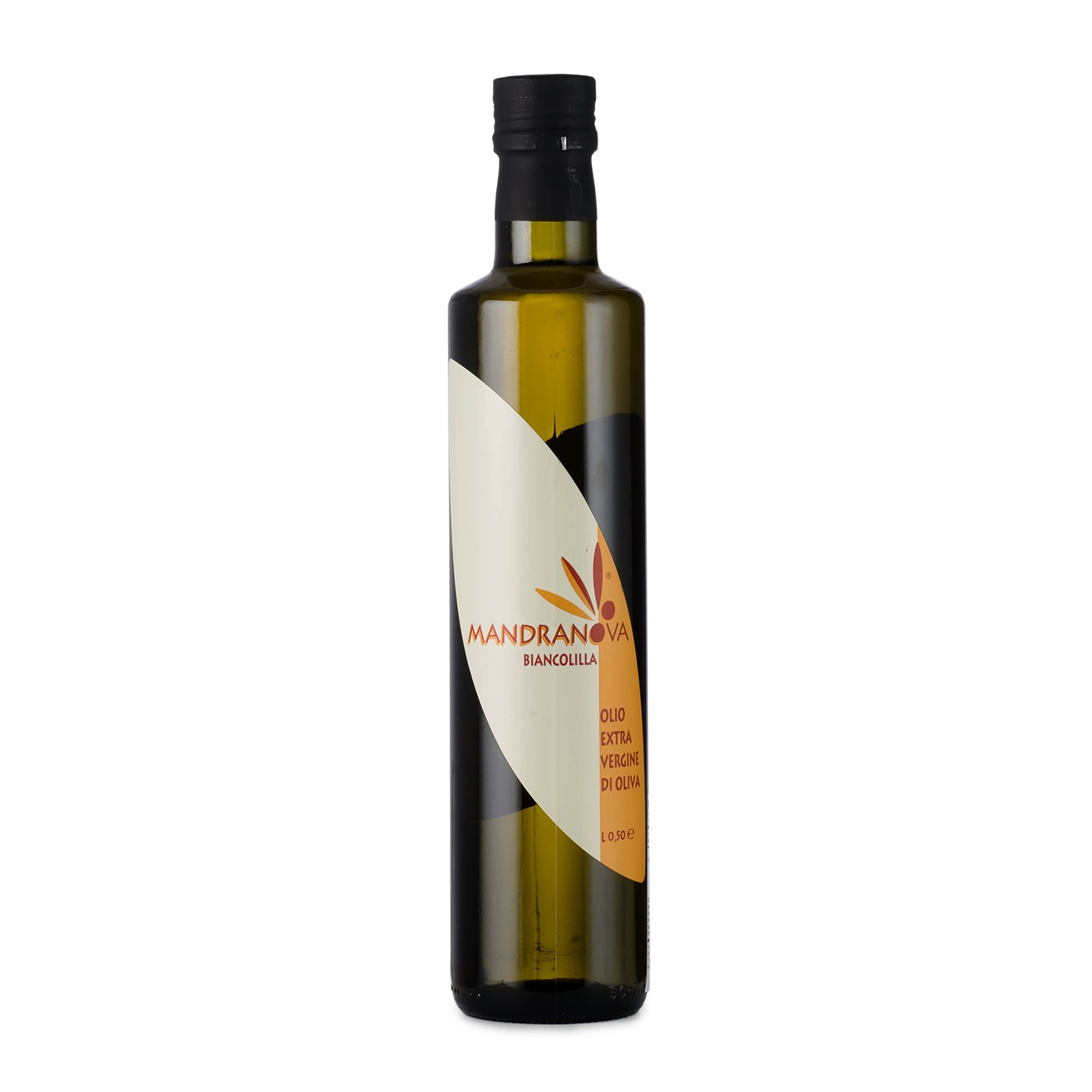 Biancolilla Extra Virgin Olive Oil 16.9 fl oz