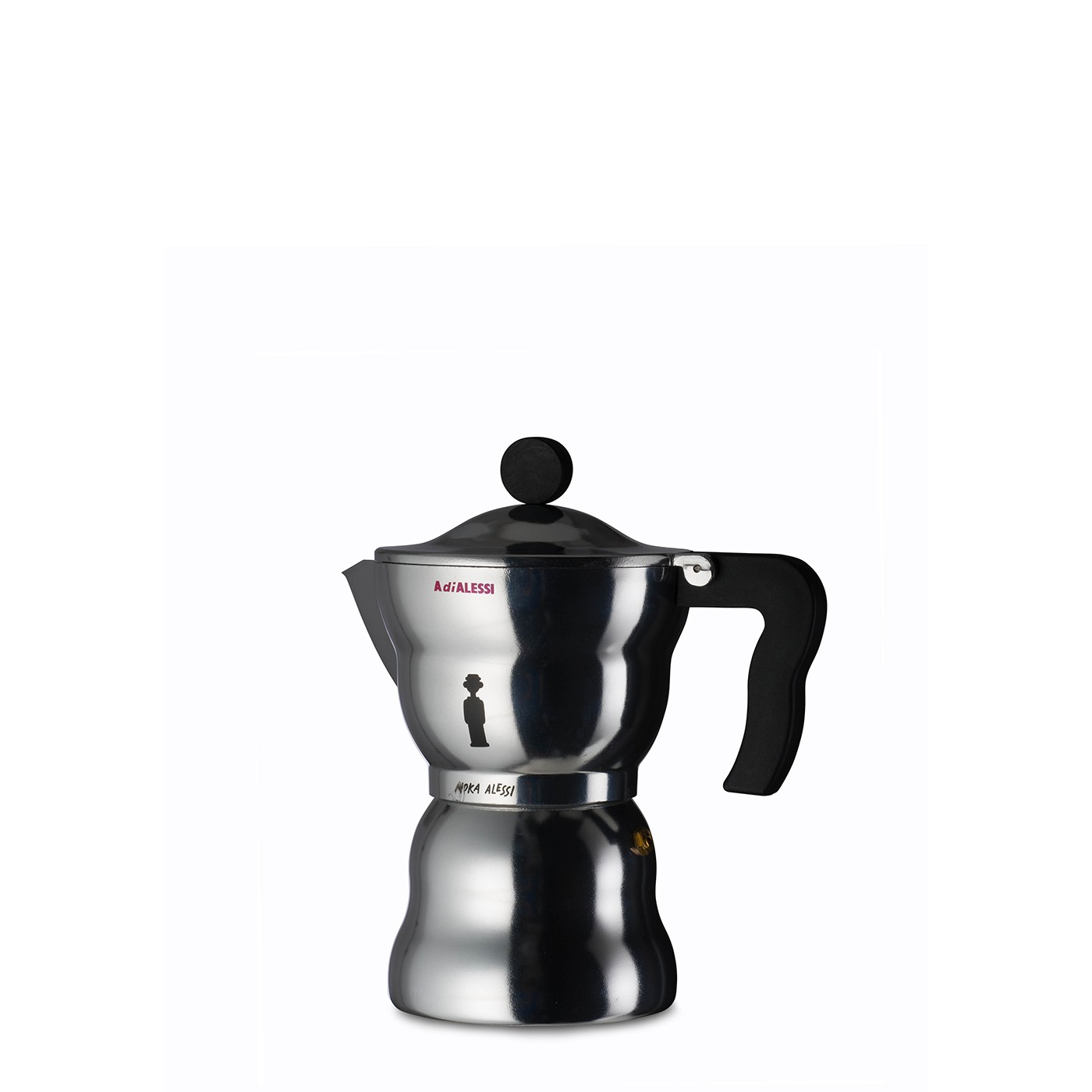 Awesome Moka Espresso Coffee Maker 3 Cups Amazing Design