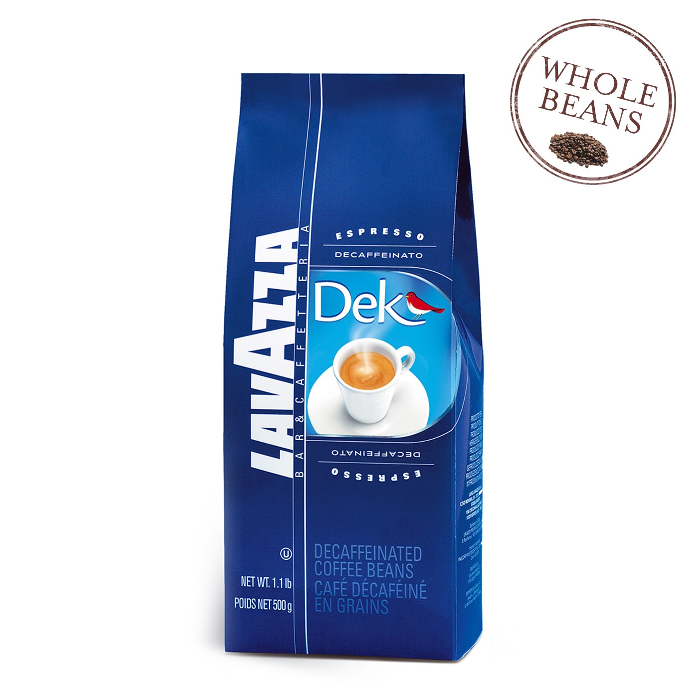 Dek Decaf Coffee 1.1LB