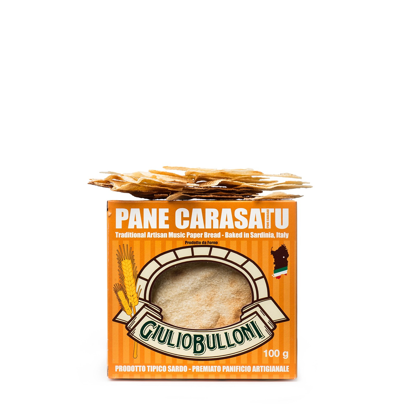 Pane Carasatu Crispbread 3.5 oz