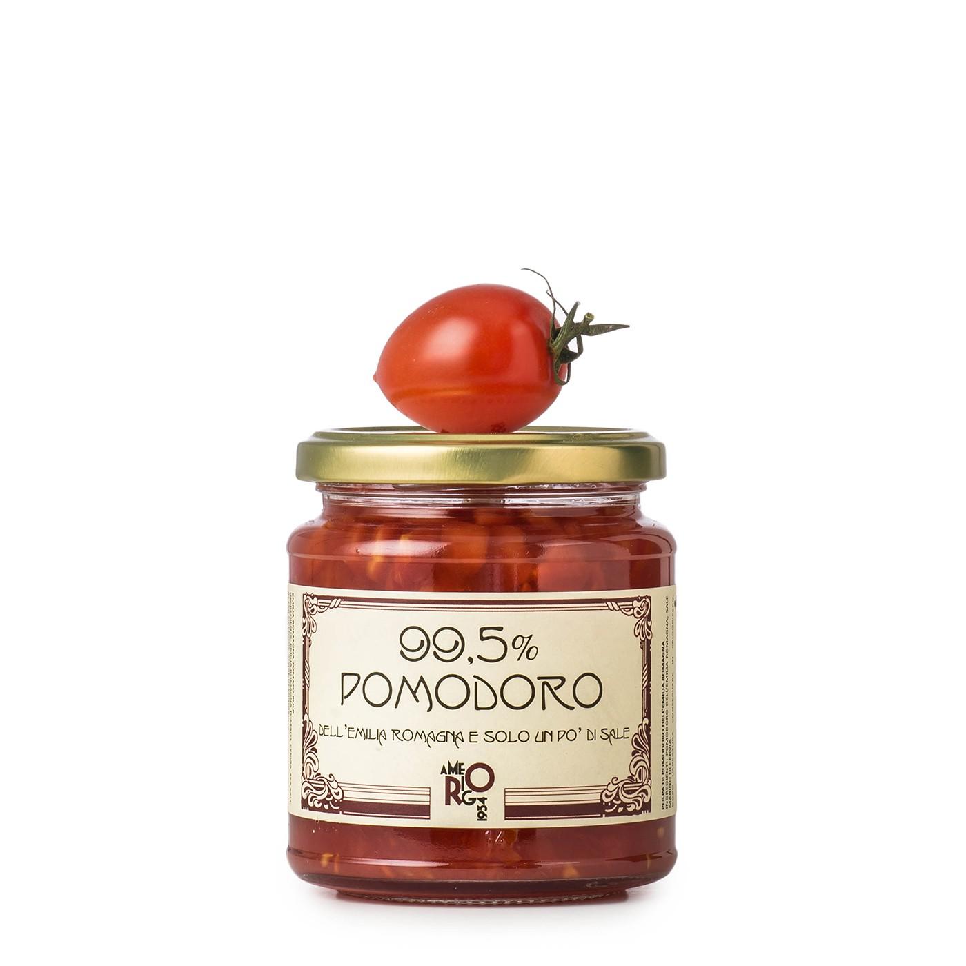 Emilia Romagna Tomato Sauce 99.5% 9.5 oz