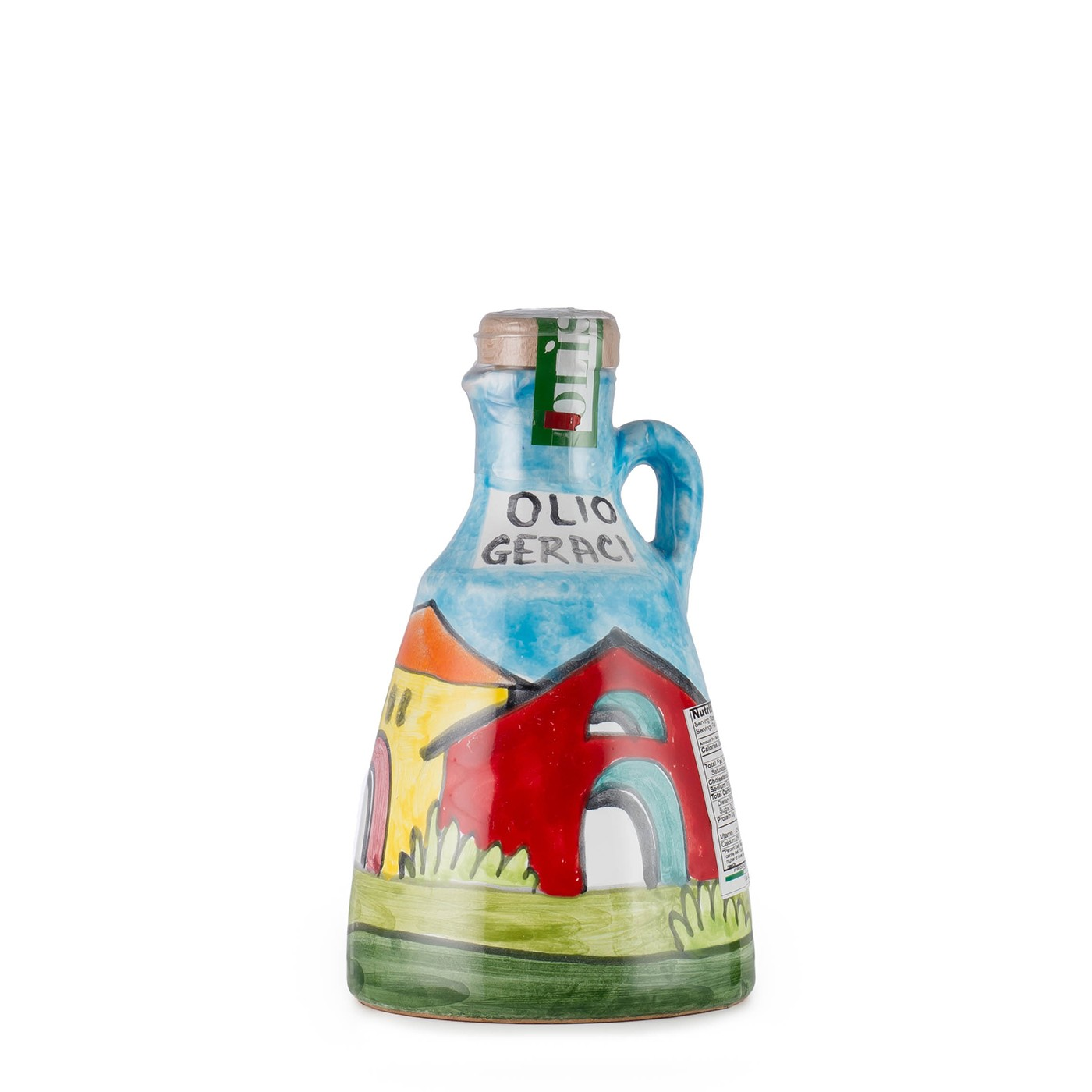 Extra Virgin Olive Oil in Ceramic Bottle 8.45 oz