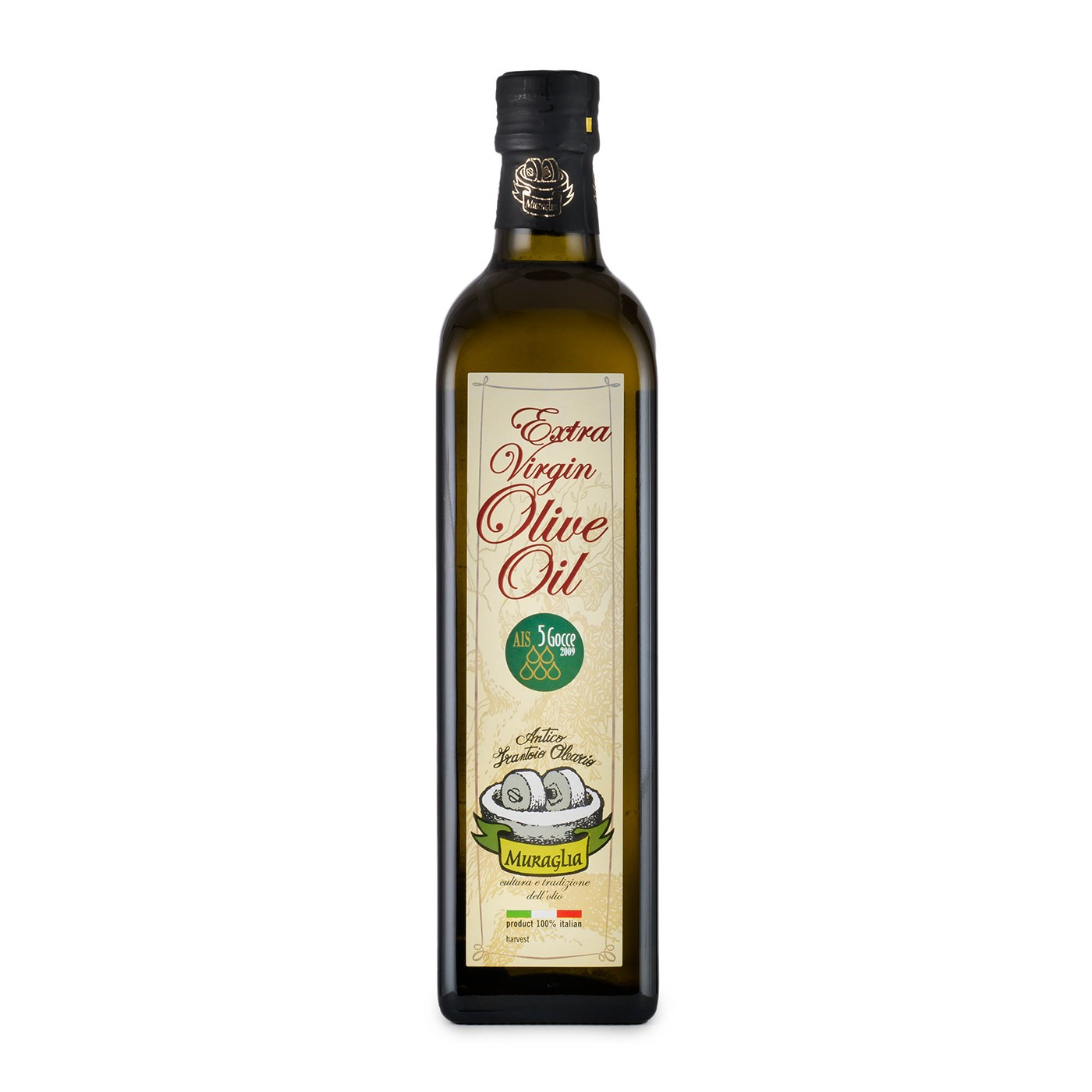 Intenso Extra Virgin Olive Oil 25.4 oz