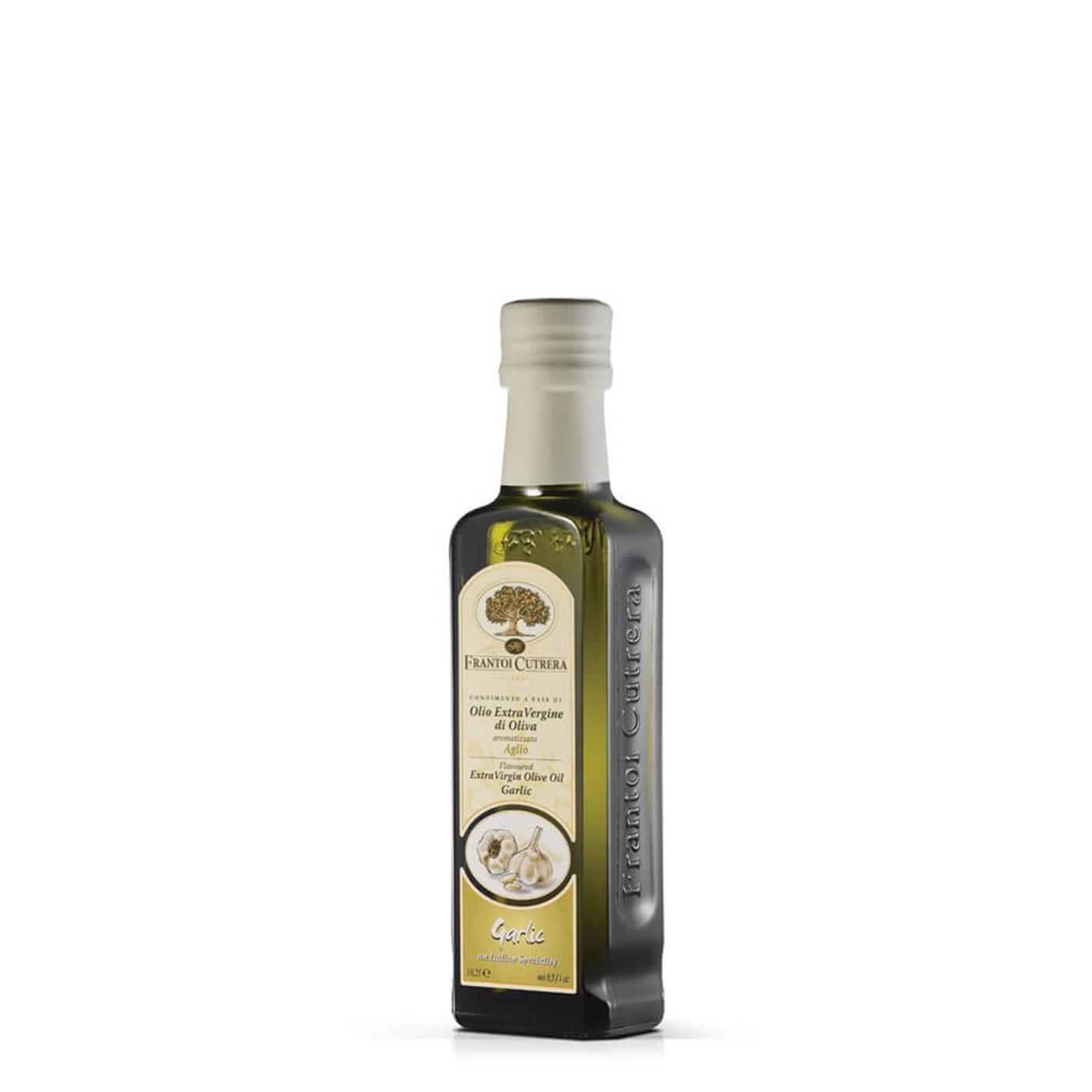 Garlic Infused Extra Virgin Olive Oil 8.45 oz
