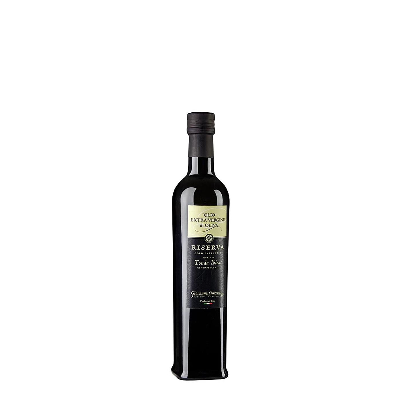 Tonda Iblea Riserva Extra Virgin Olive Oil 8.45oz