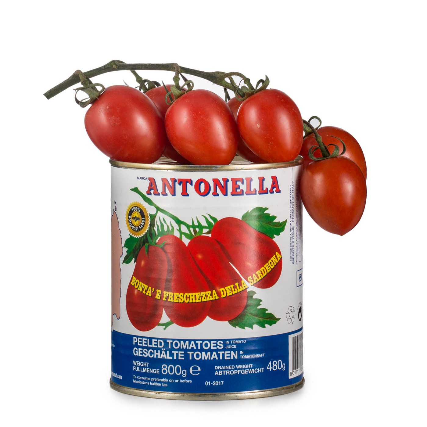 Whole Peeled Tomatoes 28 oz
