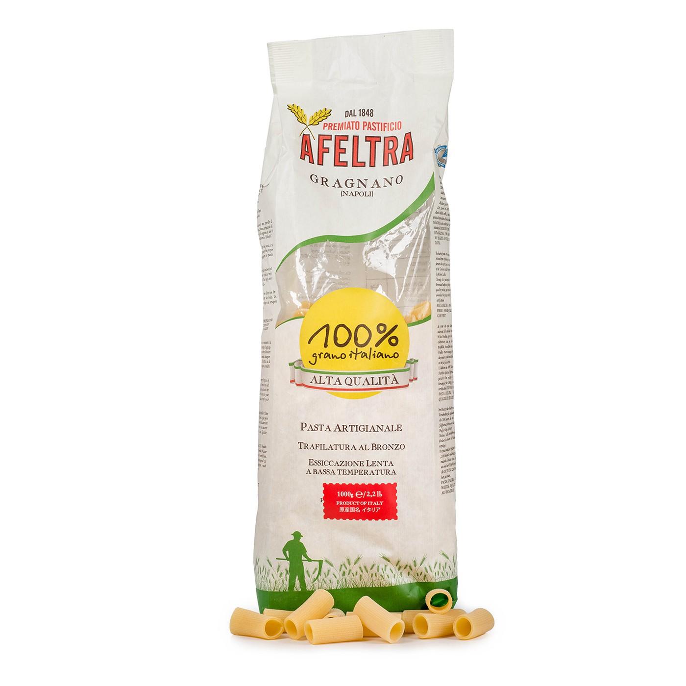 100% Italian Grain Rigatoni 35.3 oz