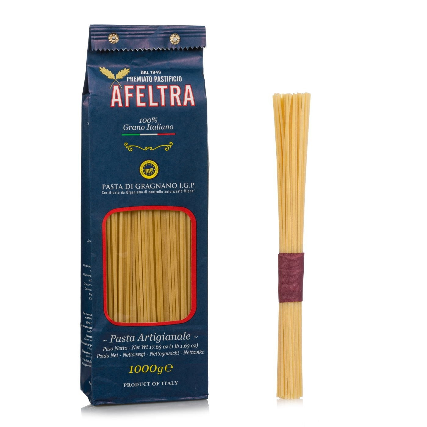 100% Italian Grain Spaghetti 35.3 oz