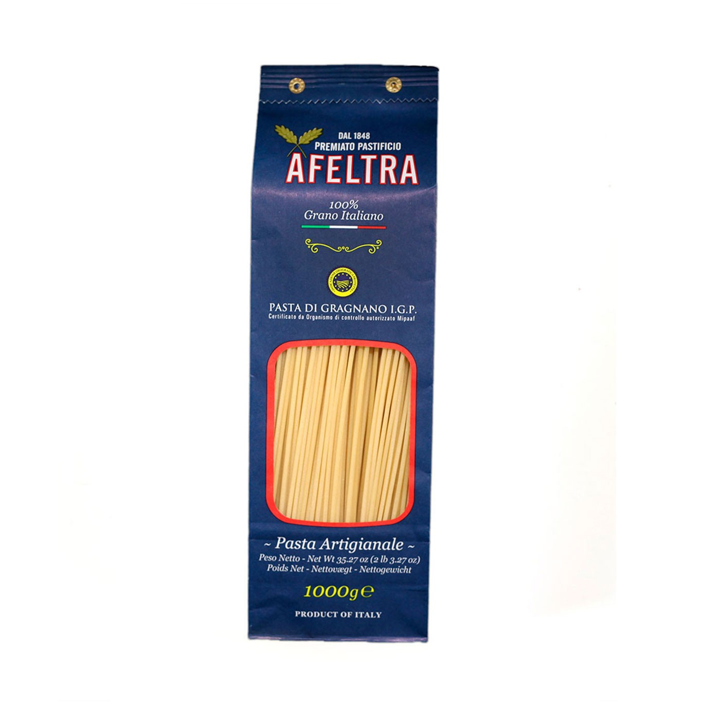 100% Italian Grain Bucatini 35.3 oz - Afeltra
