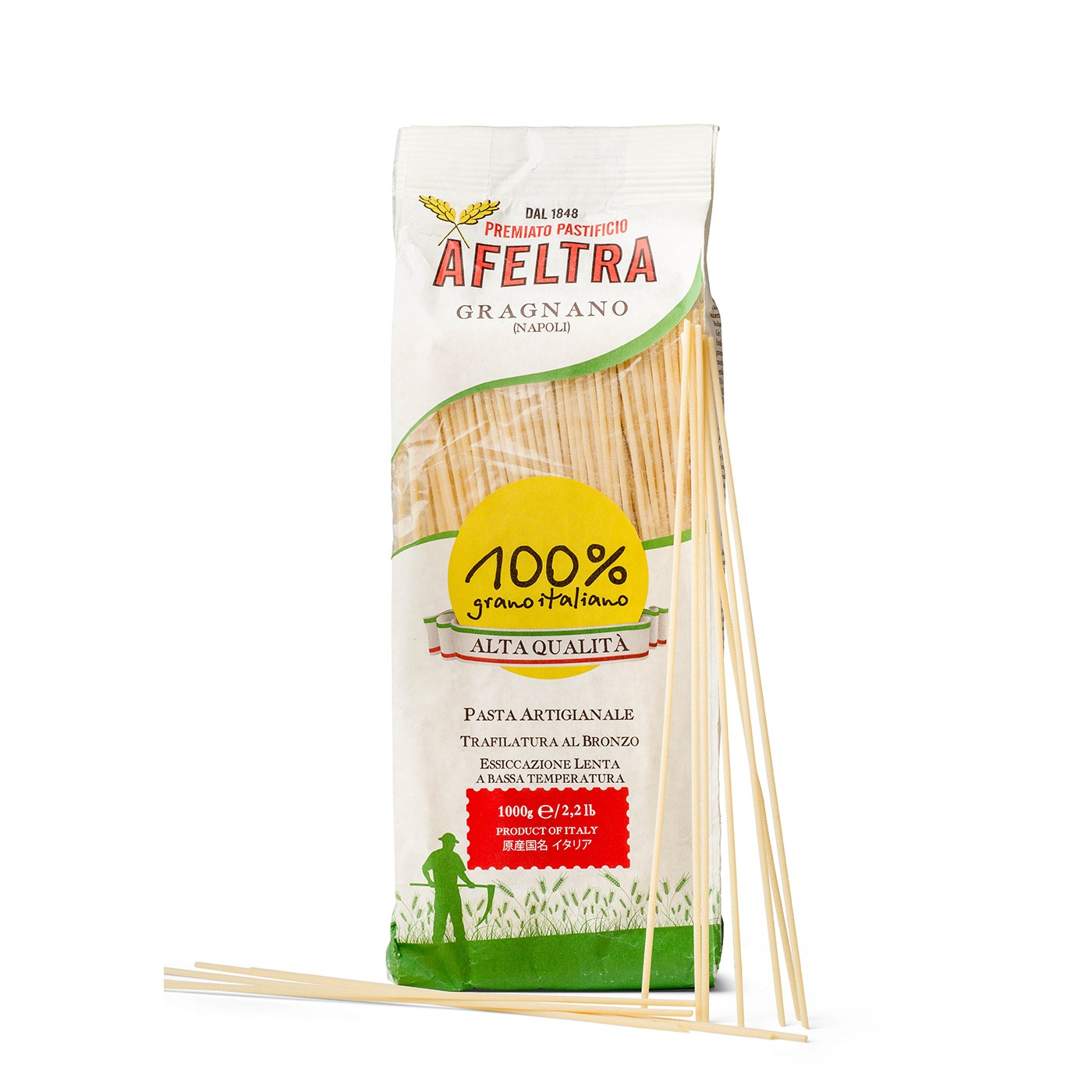 100% Italian Grain Bucatini 35.3 oz