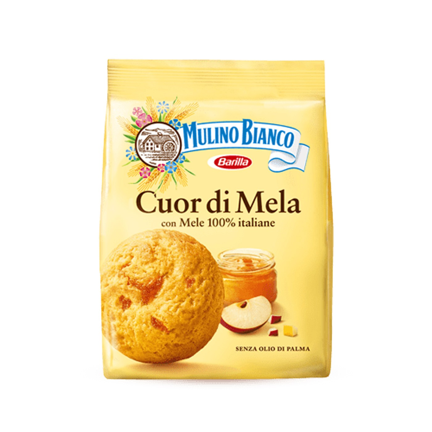 Cuor Di Mela Cookies 8 oz