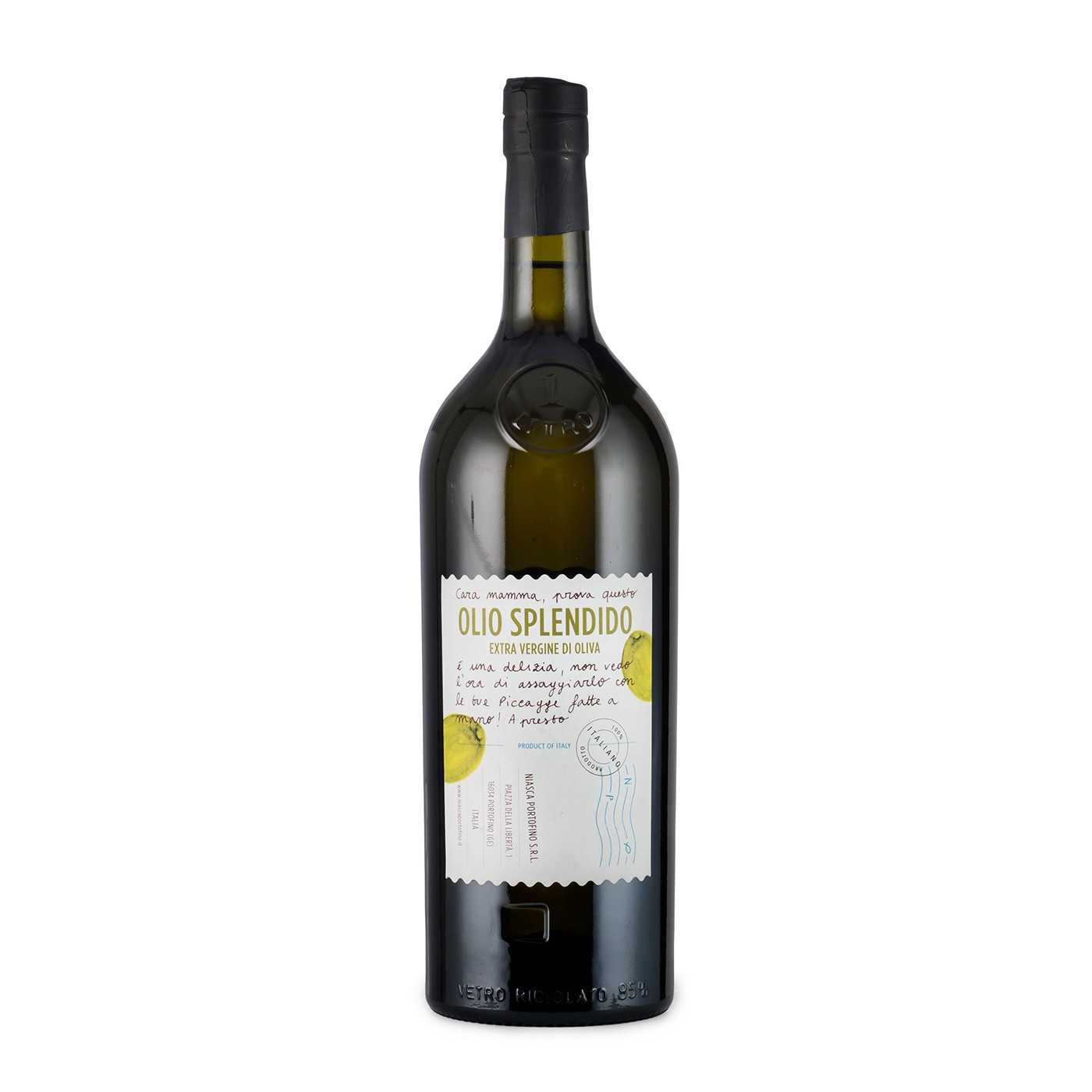 Splendido Extra Virgin Olive Oil 33.8 oz
