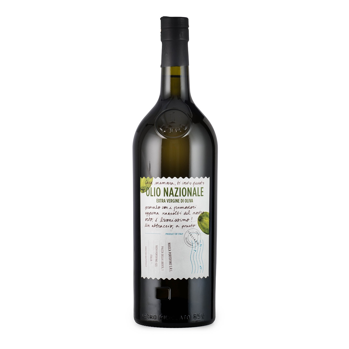 Nazionale Extra Virgin Olive Oil 33.8 oz