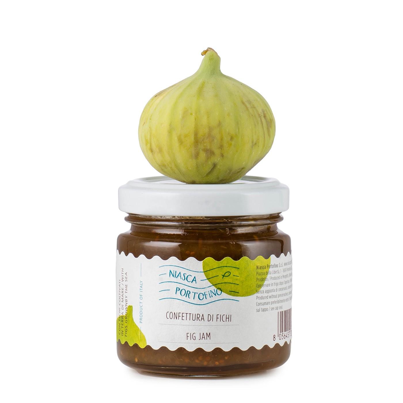 Fig Jam 2.8 oz