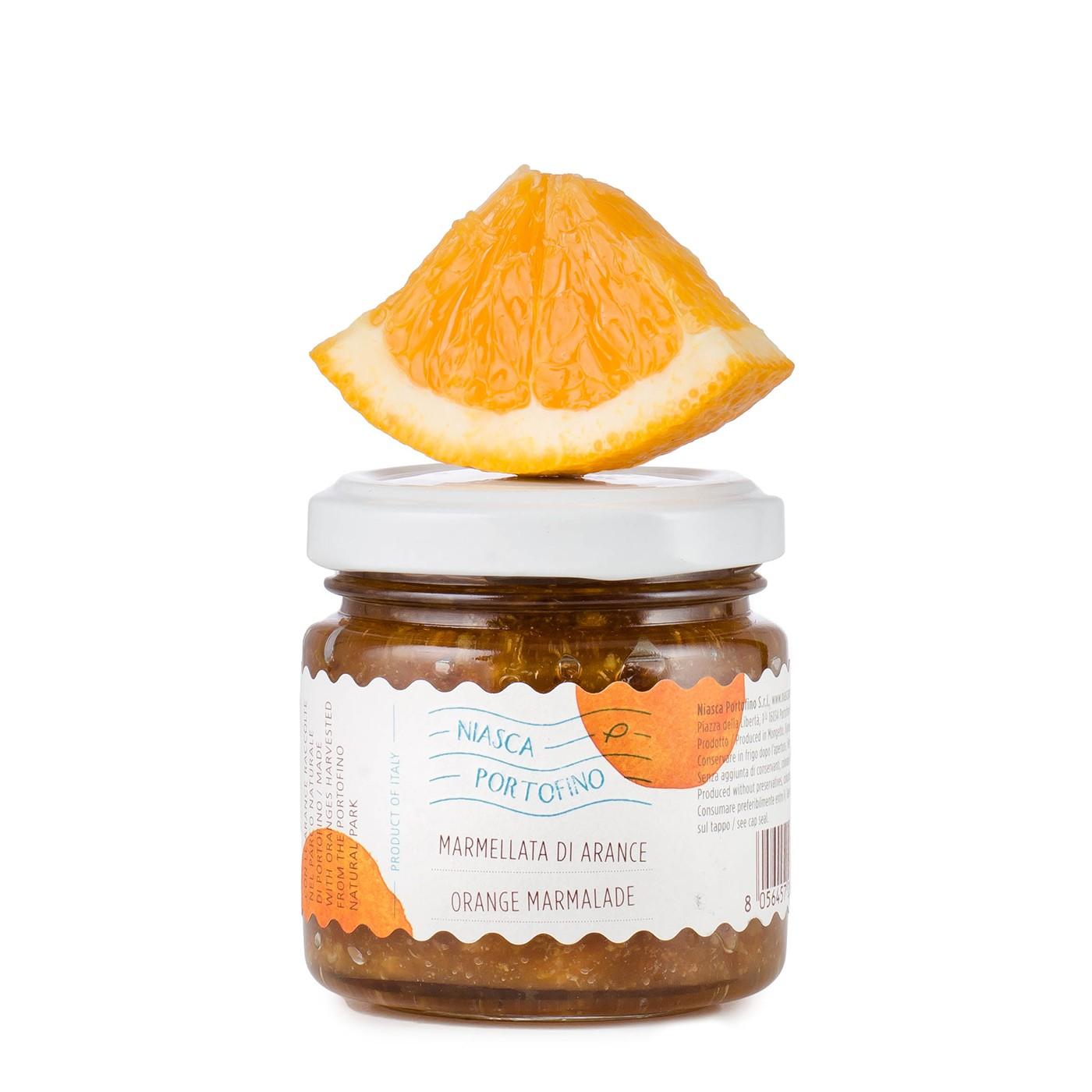 Orange Jam 3.5 oz