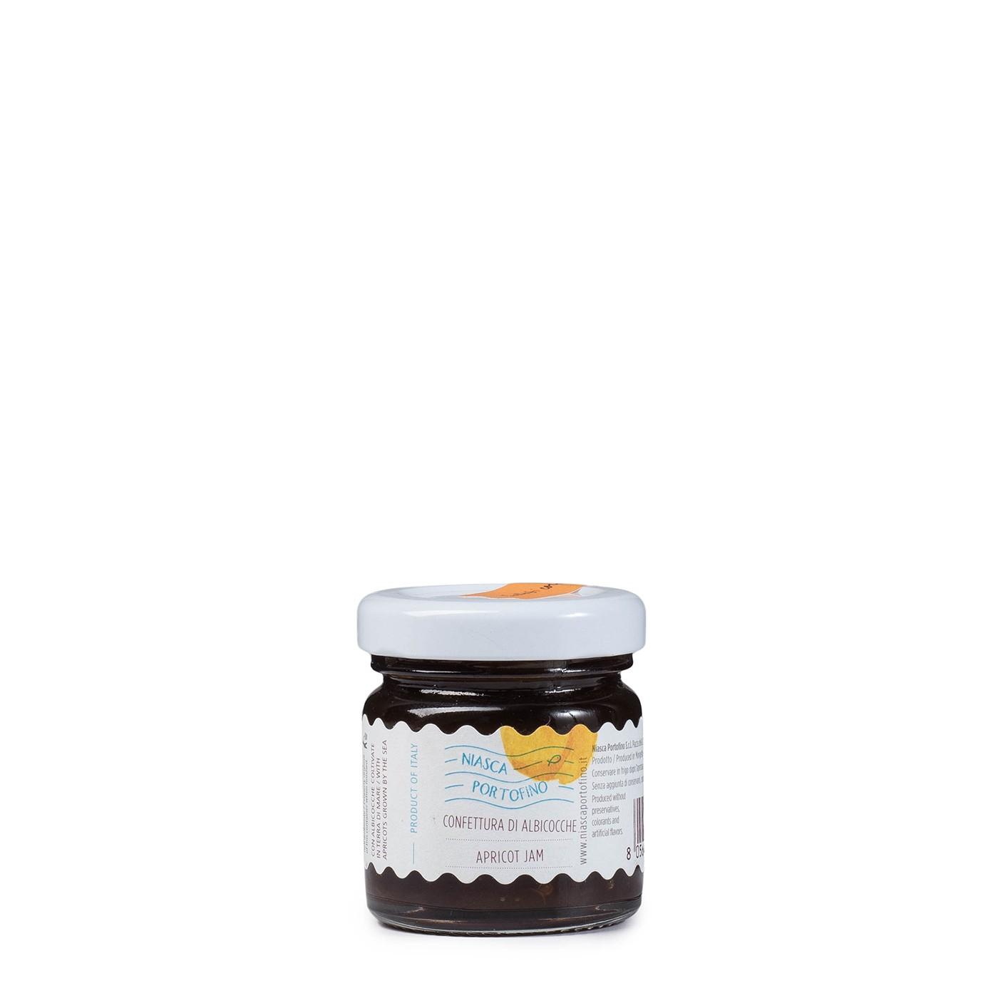 Apricot Jam 3.5 oz