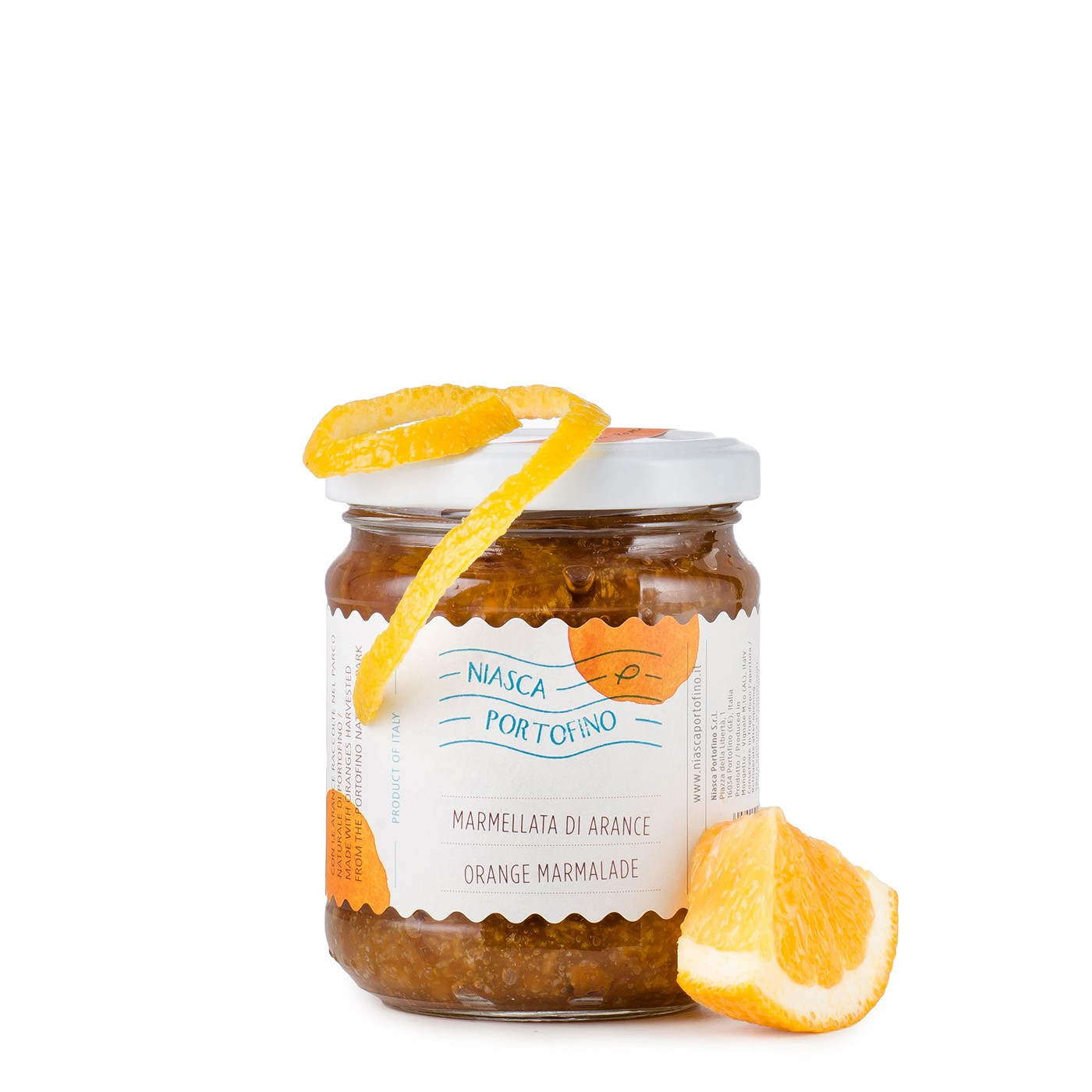 Orange Marmalade 7.1 oz
