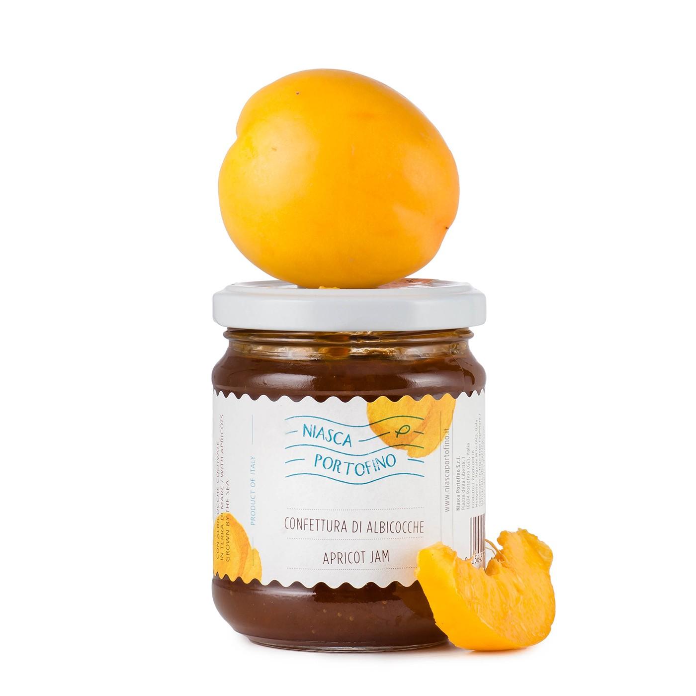 Apricot Jam 7.1 oz