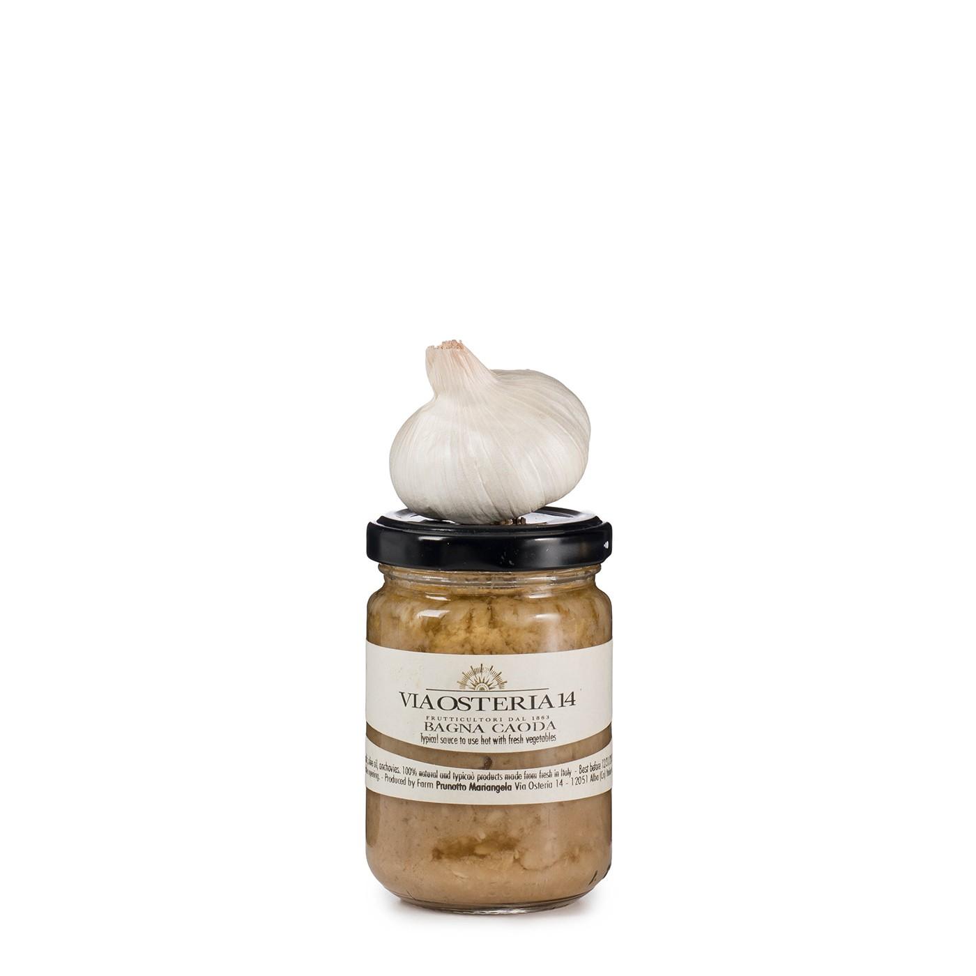 Bagna Caoda Garlic Sauce 4.59 oz