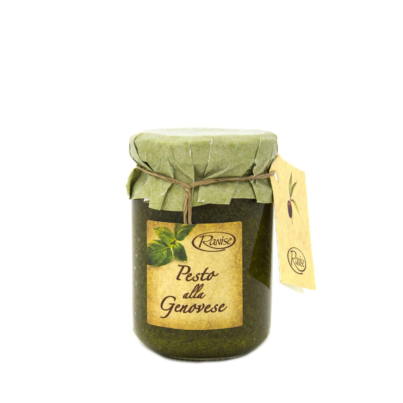 Ligurian Pesto 4.59 oz