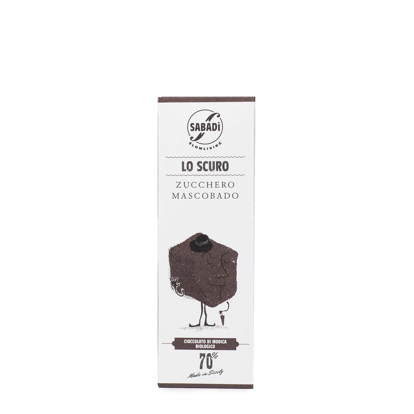 70% Dark Modica Chocolate 1.76 oz