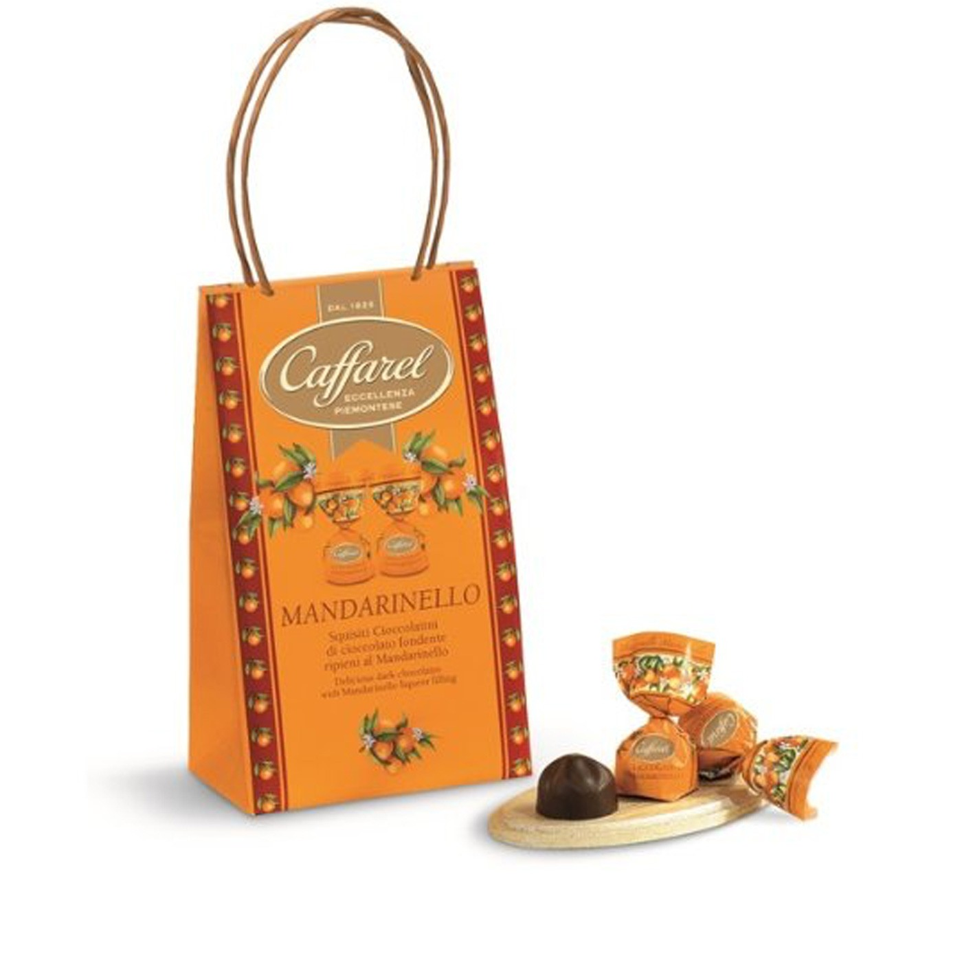 Mandarinello Chocolate Bag 6 oz