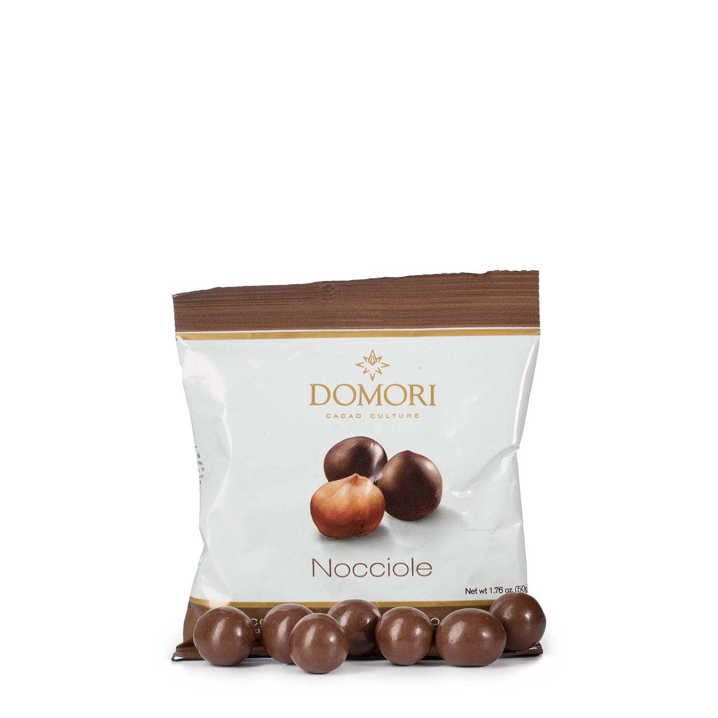 Hazelnut Dragées 1.76 oz