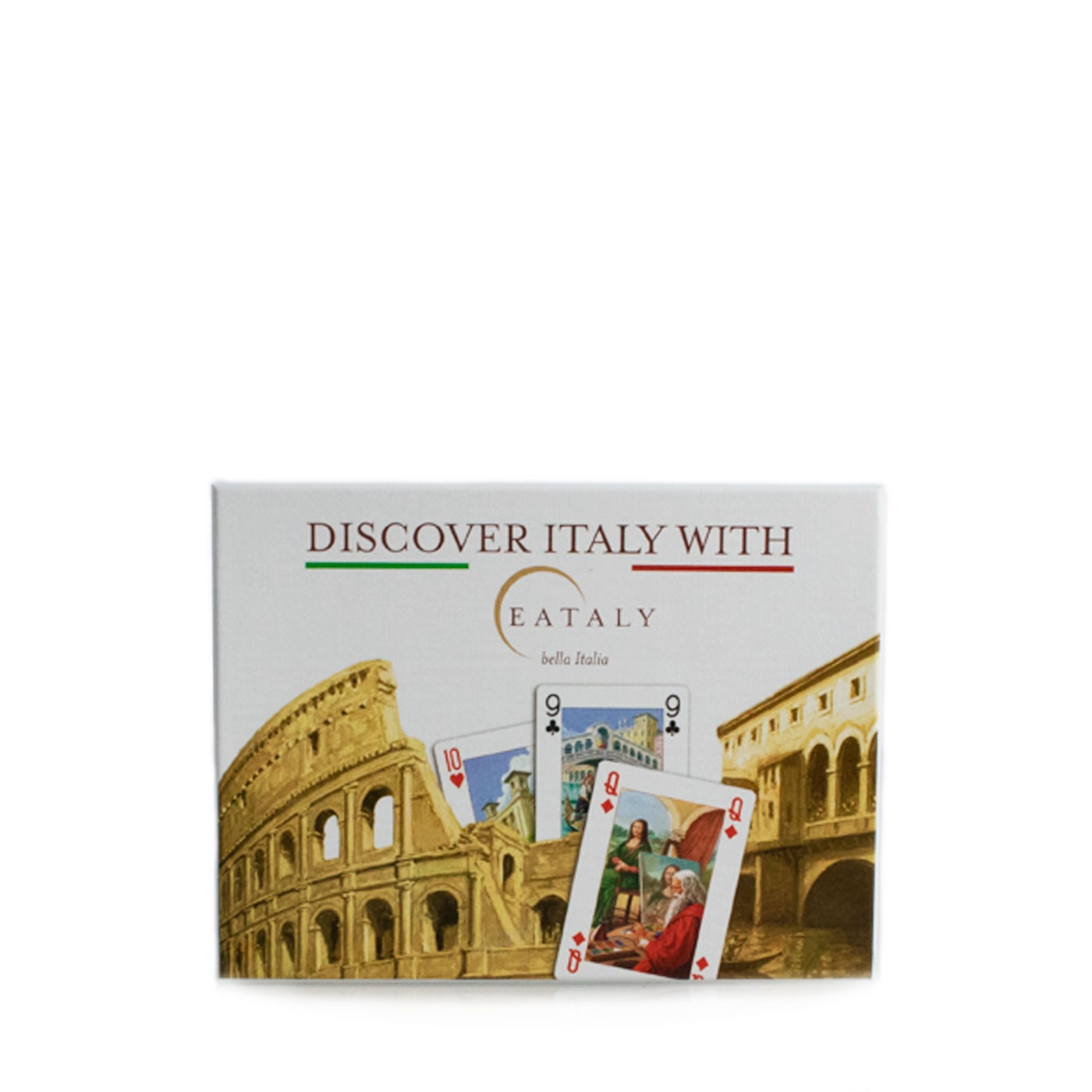Bella Italia Playing Cards