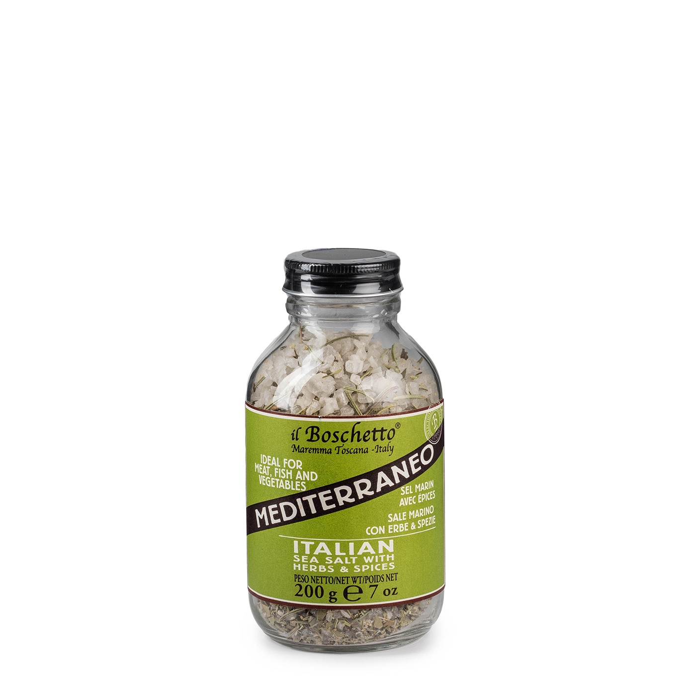 Mediterranean Sea Salt Mix 7.1 oz