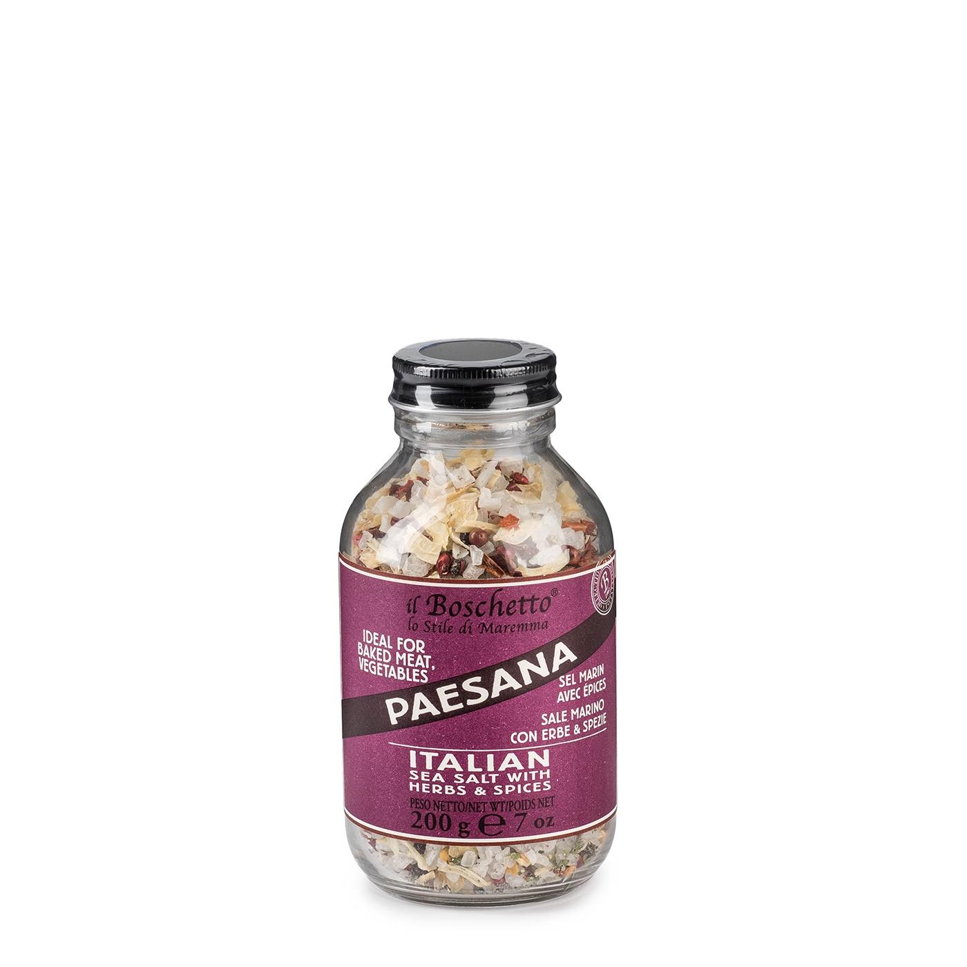 Paesana Sea Salt Mix 7.1 oz