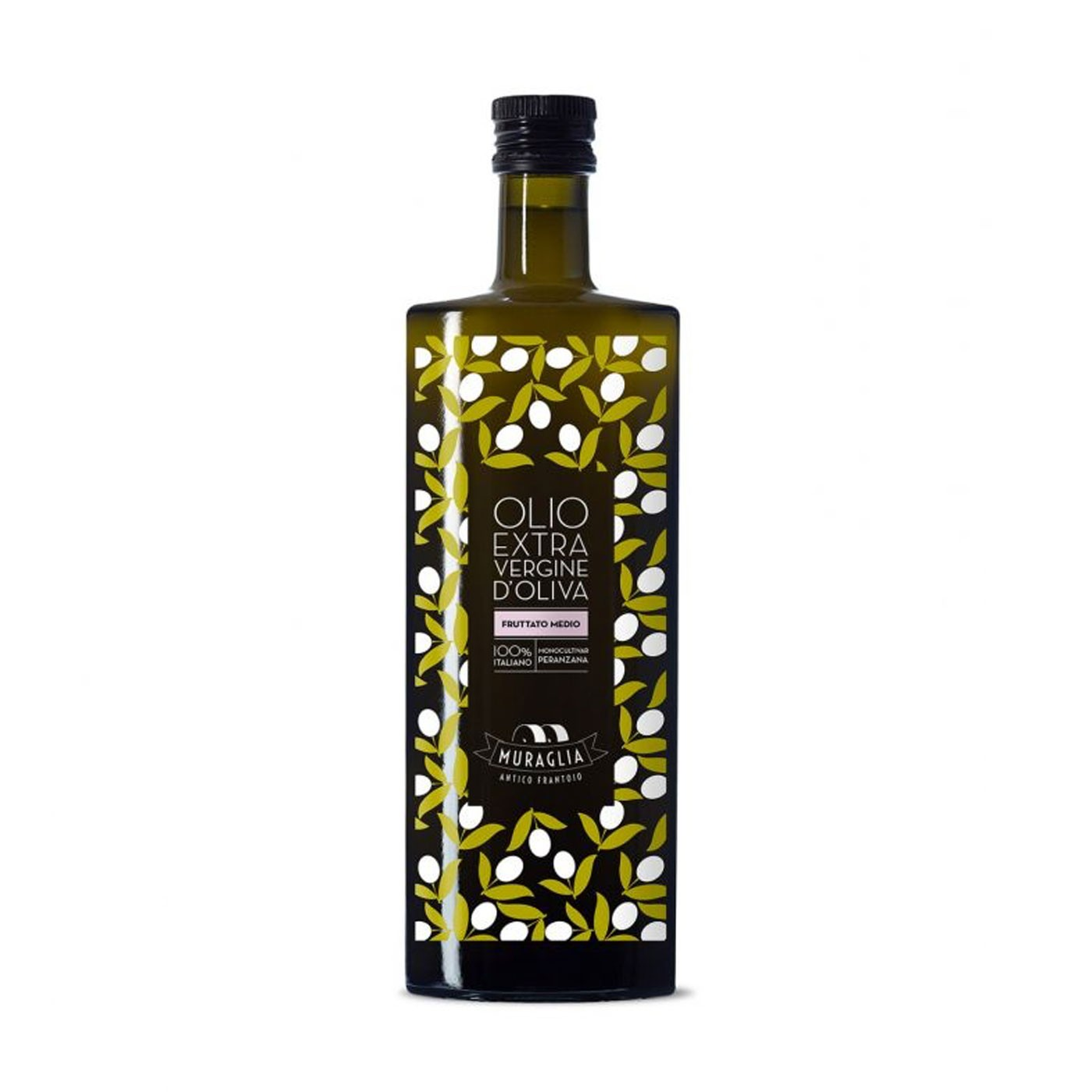 Peranzana Essence Medium Extra Virgin Olive Oil 16.9 oz