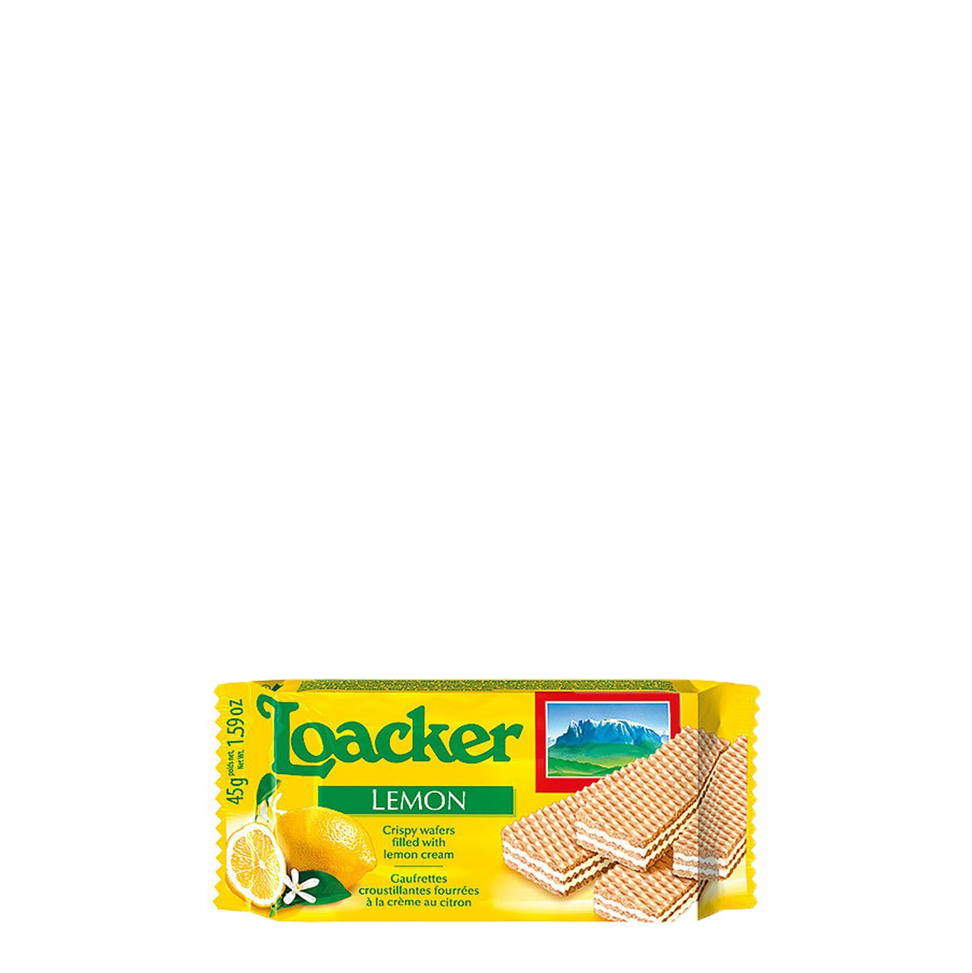 Classic Lemon Wafers 2oz