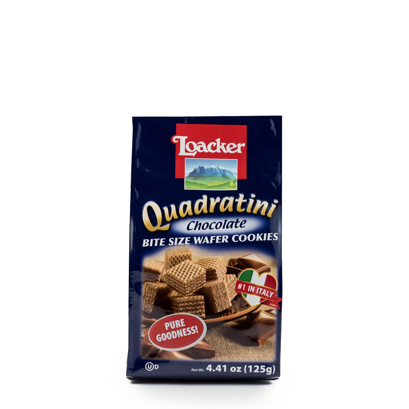 Chocolate Quadratini 4.4 oz