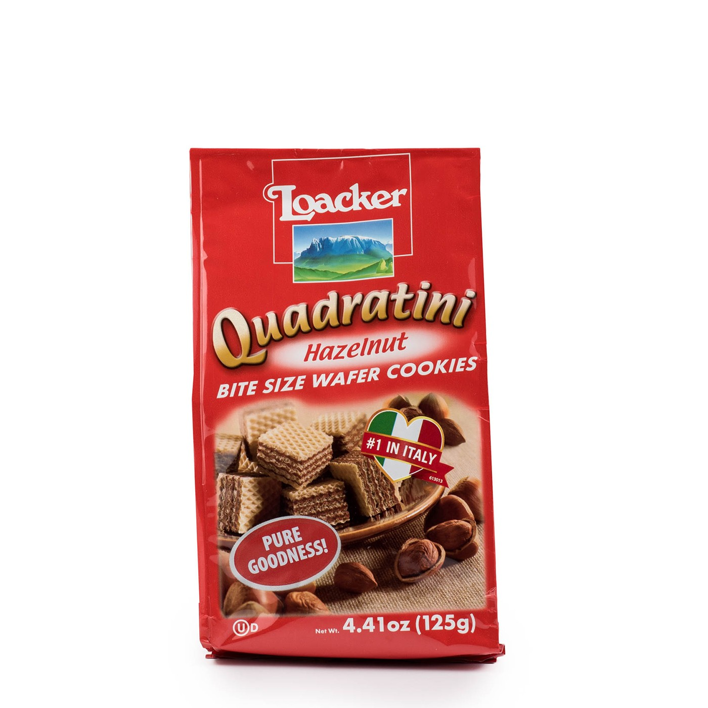 Hazelnut Quadratini 4.4 oz