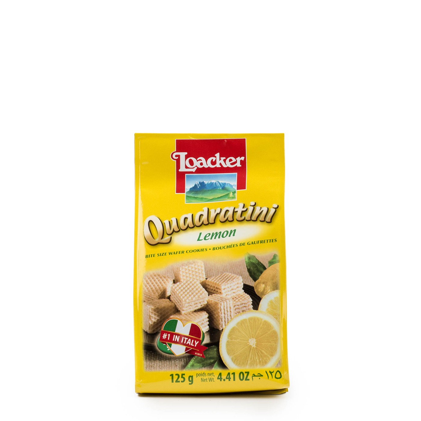 Lemon Quadratini 4.4 oz