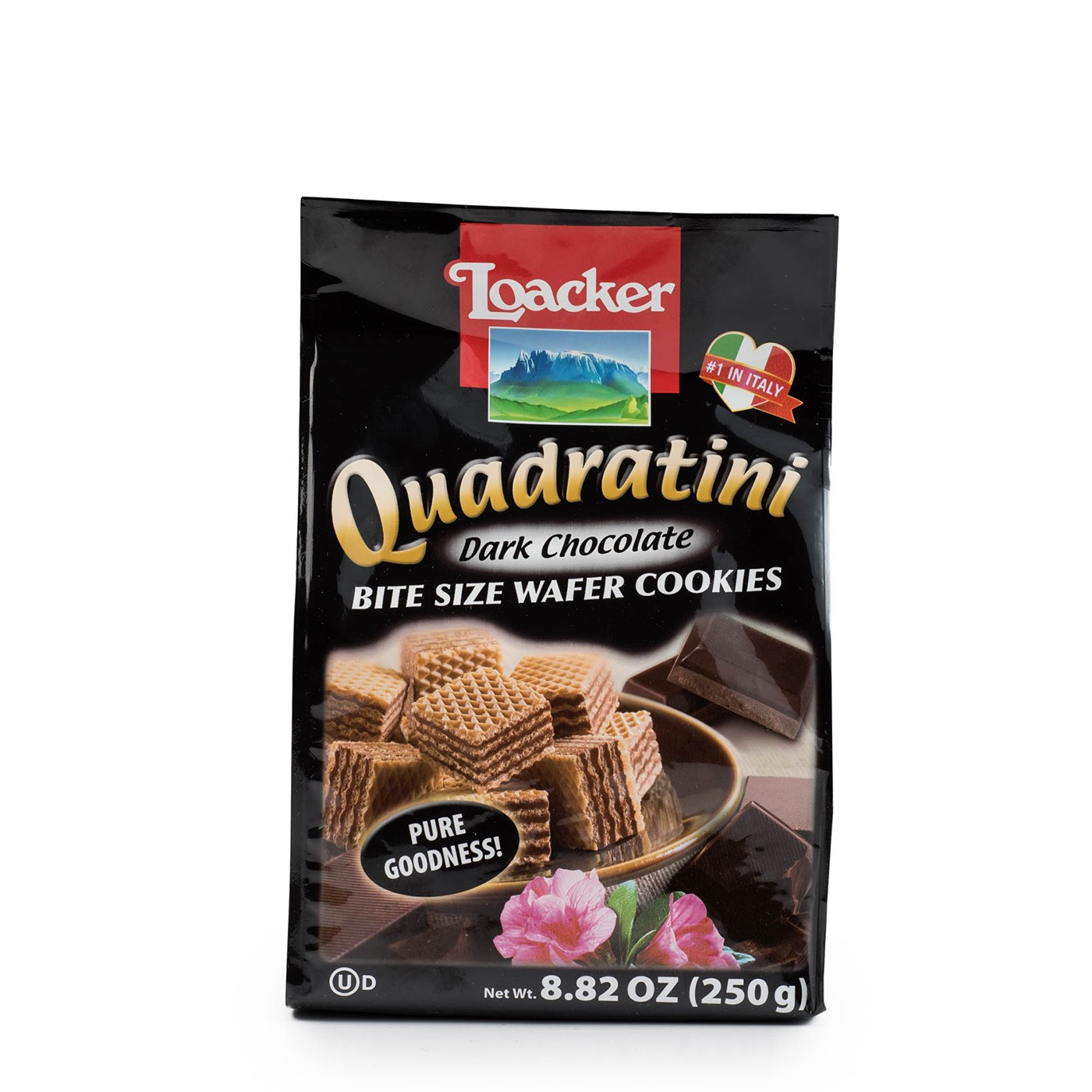 Dark Chocolate Quadratini 8.8 oz