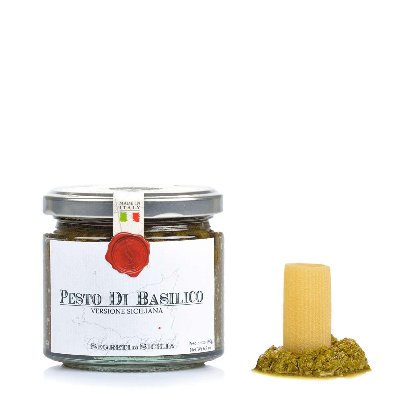 Basil Pesto 6.7 oz