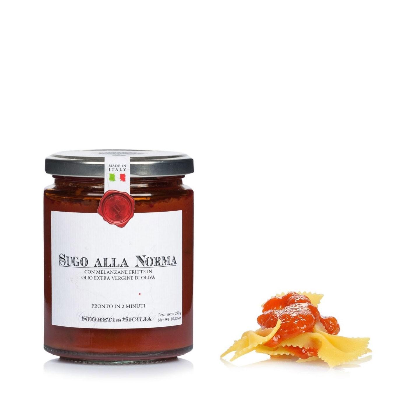 Norma Tomato Sauce 10.2 oz - Frantoi Cutrera | Eataly.com