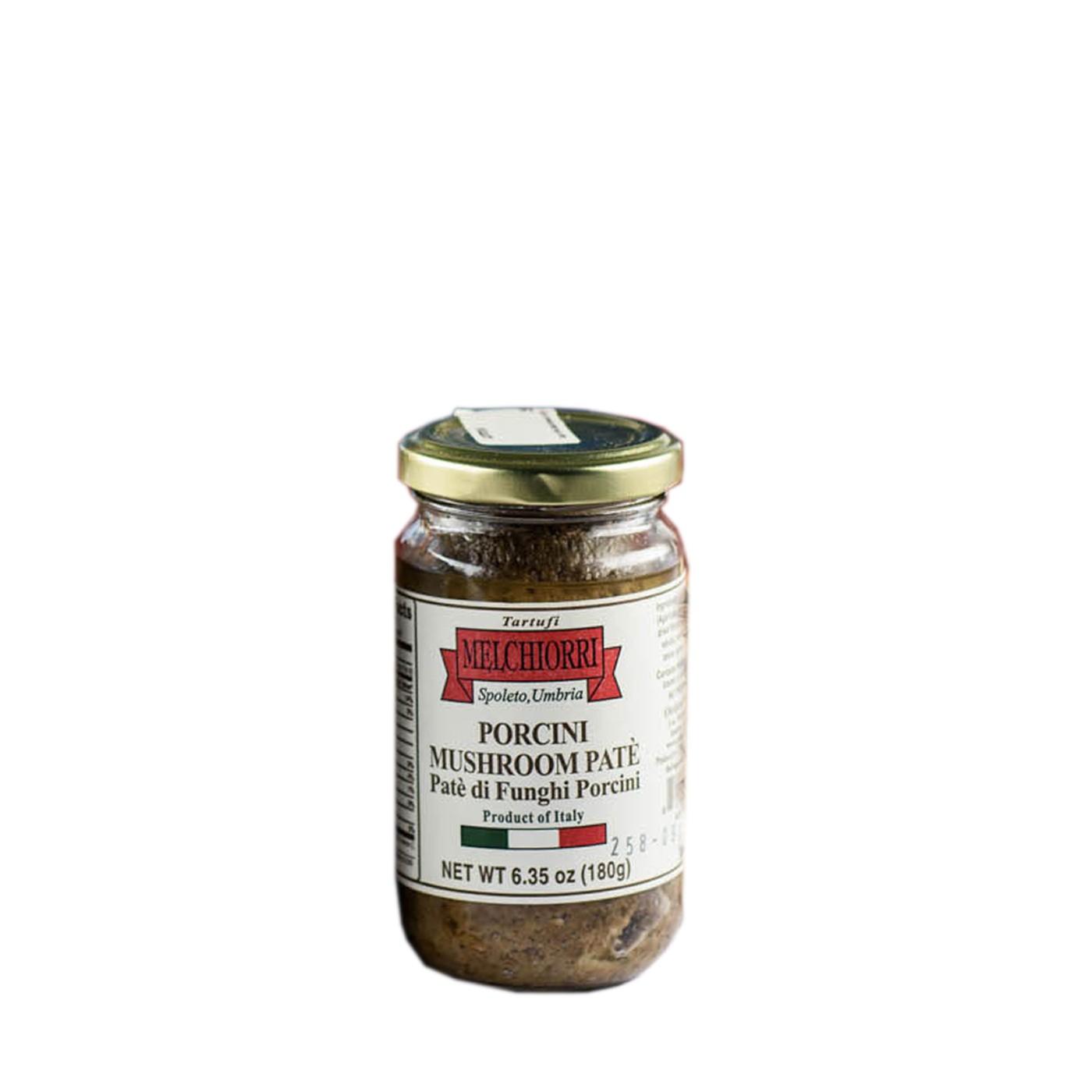 Porcini Mushroom Pâté 6.3 oz