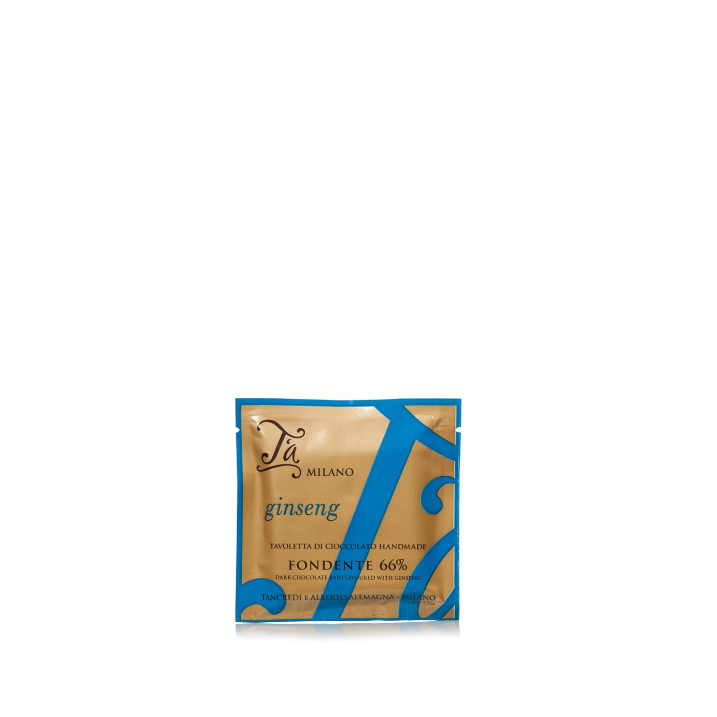 Grand Cru Ginseng Dark Chocolate Bar 1 oz