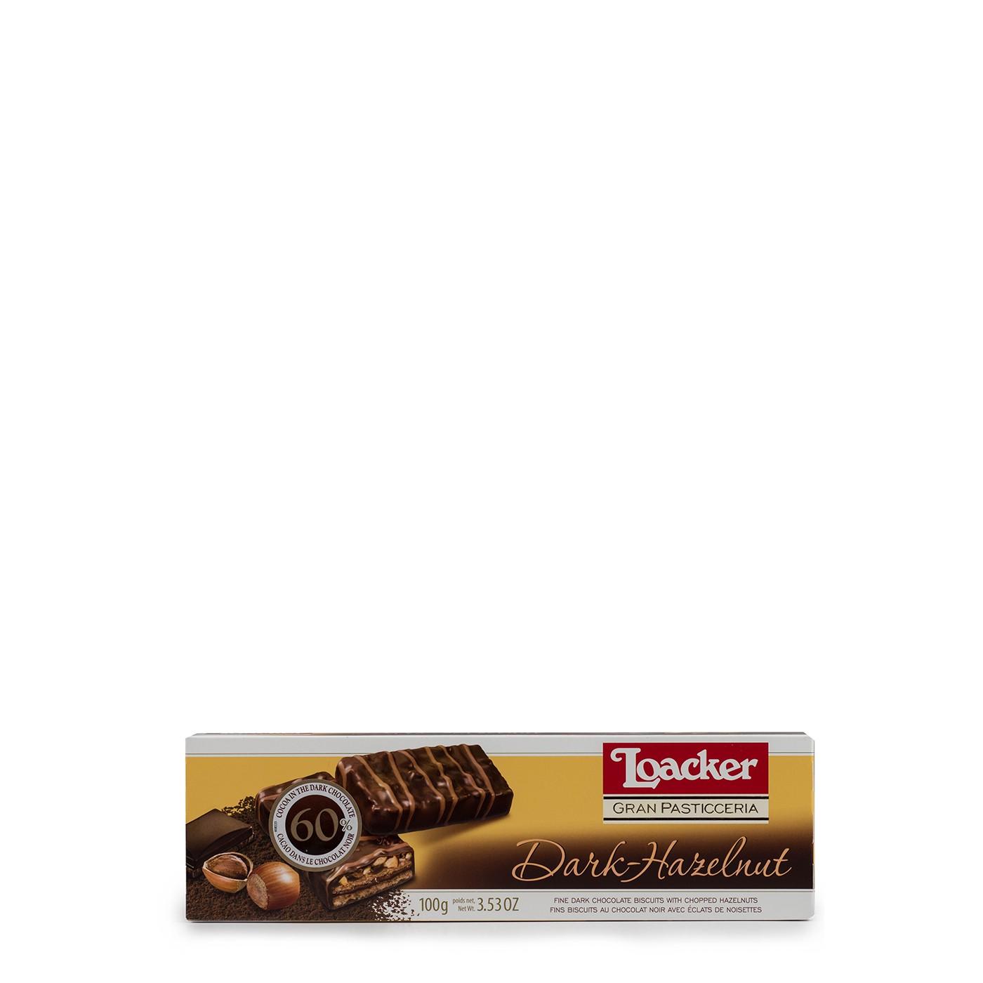 Gran Pasticceria: Dark-Chocolate Hazelnut 3.5 oz